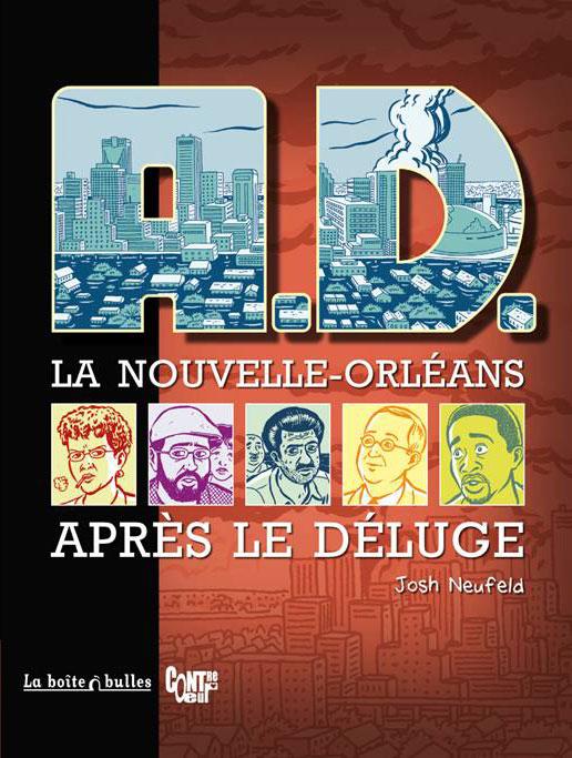 A.D.: La Nouvelle Orleans apres le Deluge