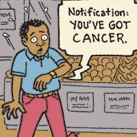 Notification: You've Got Cancer