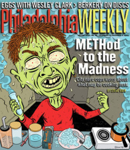 "Philadelphia Weekly - ""METHod to the Madness"""