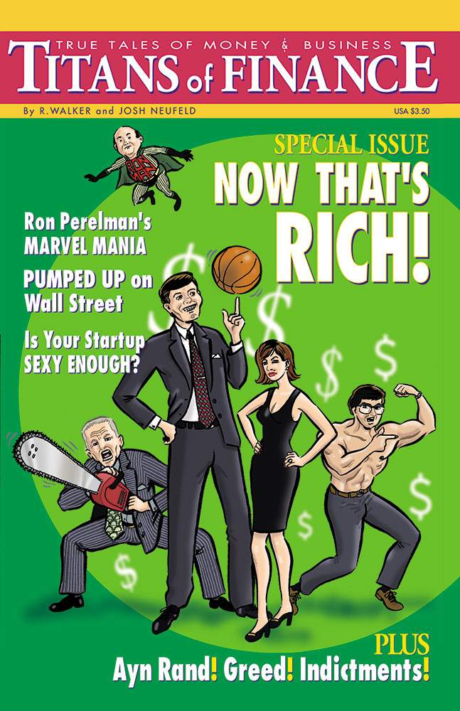 Titans of Finance: True Tales of Money and Business