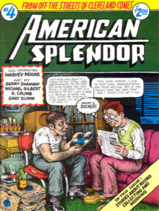 American Splendor #4 (art by R. Crumb)